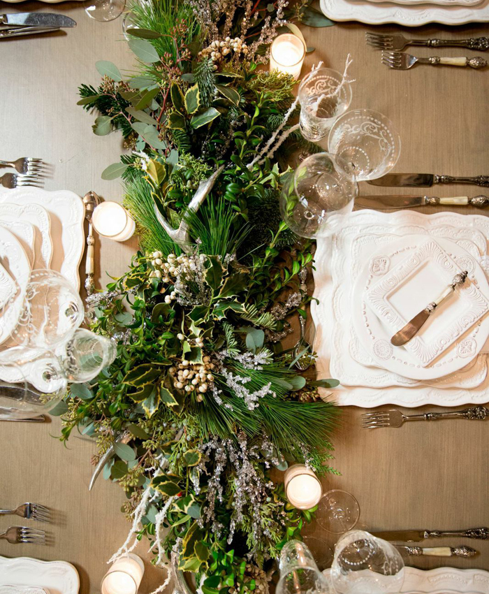 The Art of Garland Making + Table Design