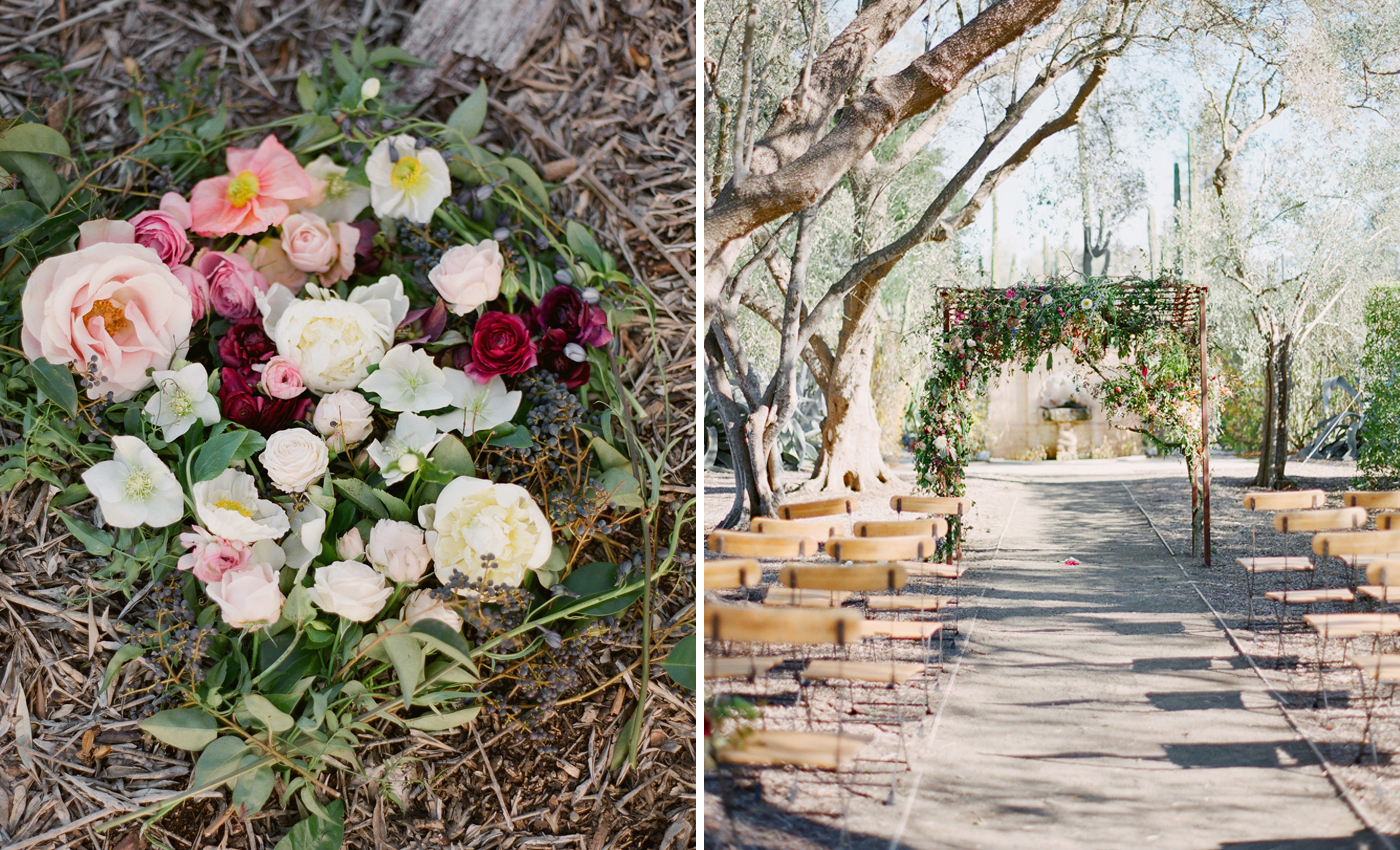 Amy Osaba Wedding Arbor Florabundance Design Days