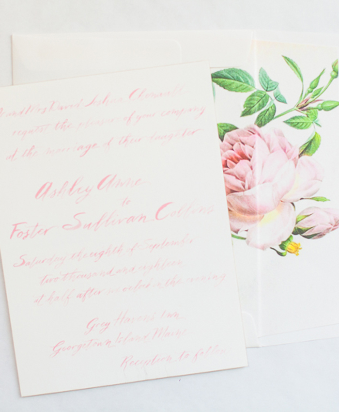 A Suite Affair: Kathleen Cooper Fine Papers