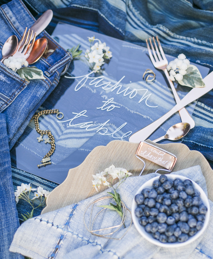 denim brunch style