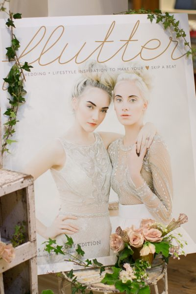 Flutter Magazine Issue No. 6 Release Party with BHLDN