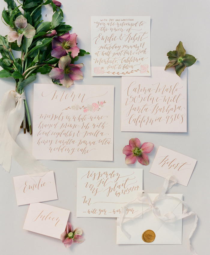 Gemini Wedding Invitation Suite