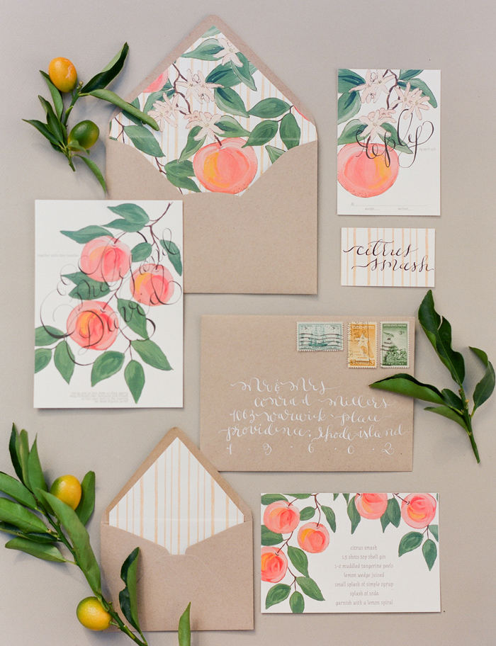 Taurus Wedding Invitation Suite