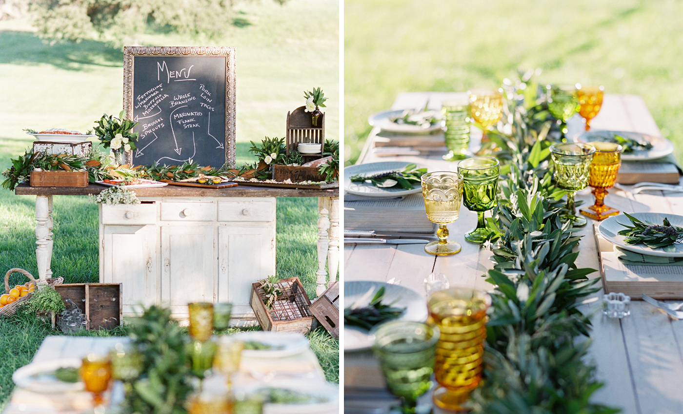 Alfresco Summer Gathering