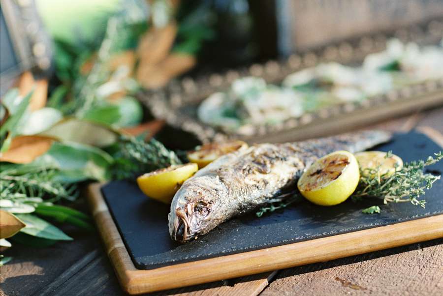 Whole Branzino by Costa Kitchen