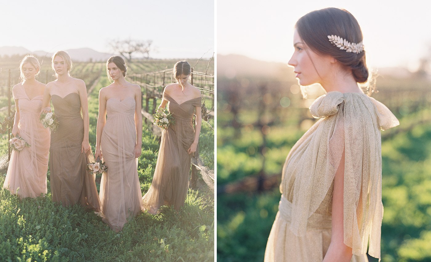 2016 Bridesmaid Trends