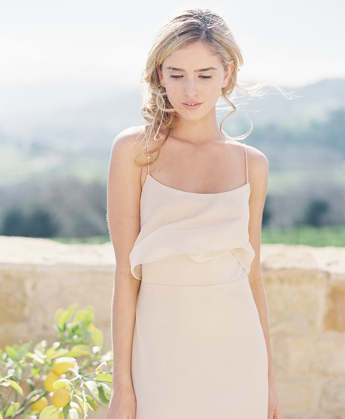 Vineyard Bridesmaid Dress