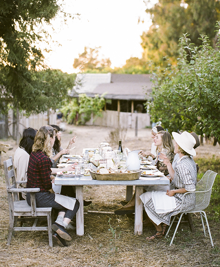 farm to table thanksgiving inspiration