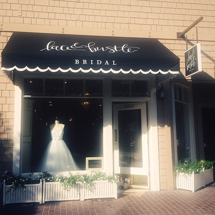 Lace & Bustle Bridal Boutique Lafayette California