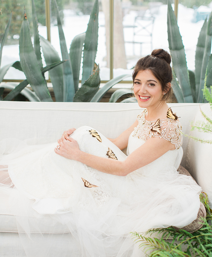 BHLDN x Marchesa Wedding Dress Giveaway