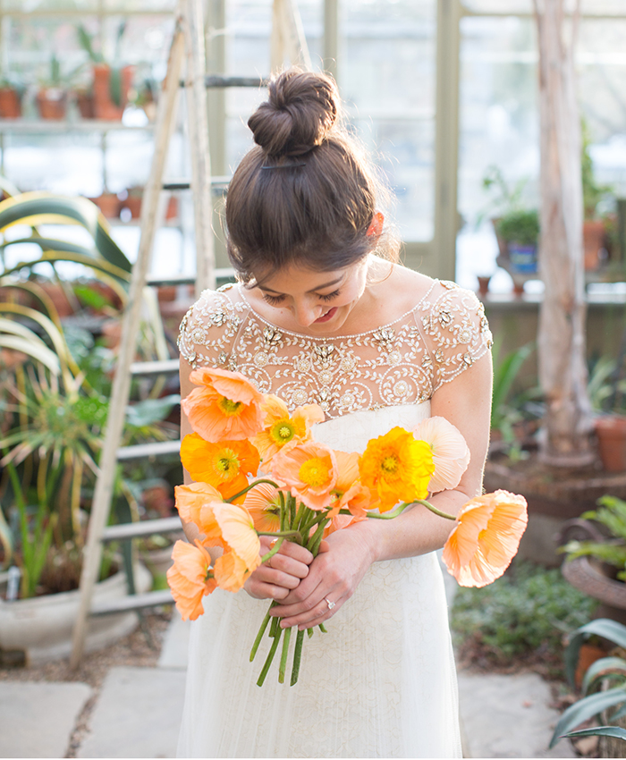 BHLDN x Marchesa Wedding Dress Giveaway Kim Wiseley