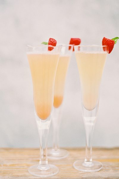 A His & Hers Valentine's Cocktail