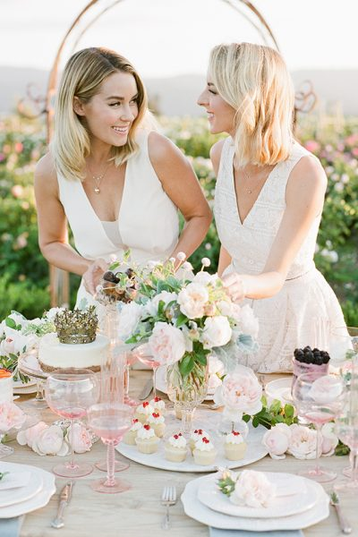 Fashion to Table with Lauren Conrad + Maura McManus