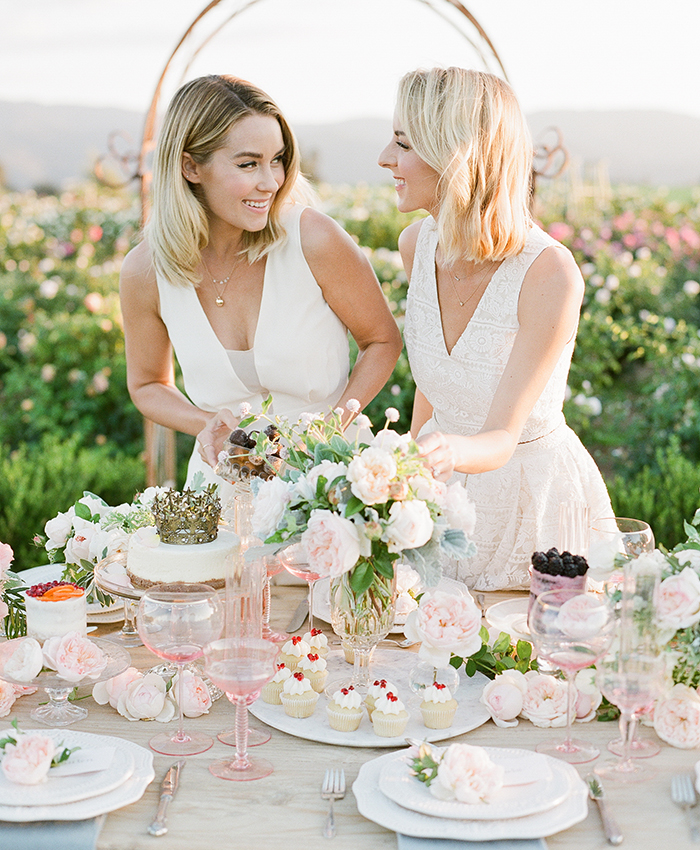 fashion to table entertaining with lauren conrad and maura mcmanus