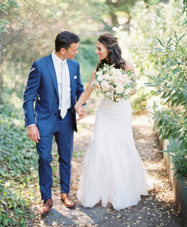 Malibu Saddlerock Ranch Wedding - Photo © Kurt Boomer
