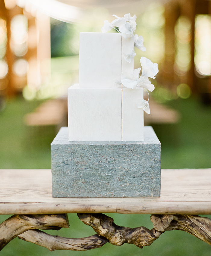 napa meadowood wedding jasmine rae cake