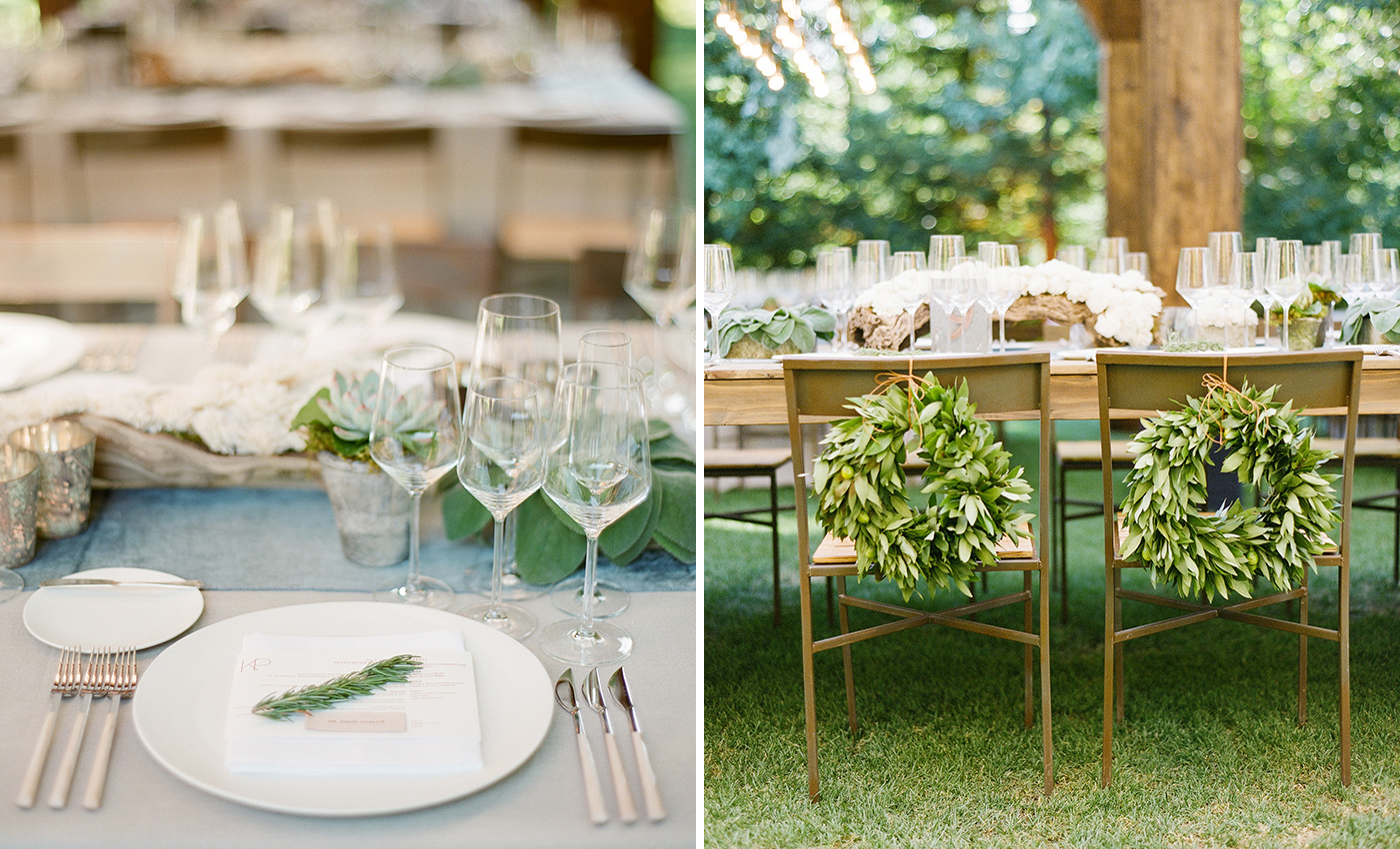 napa meadowood wedding placesetting copy