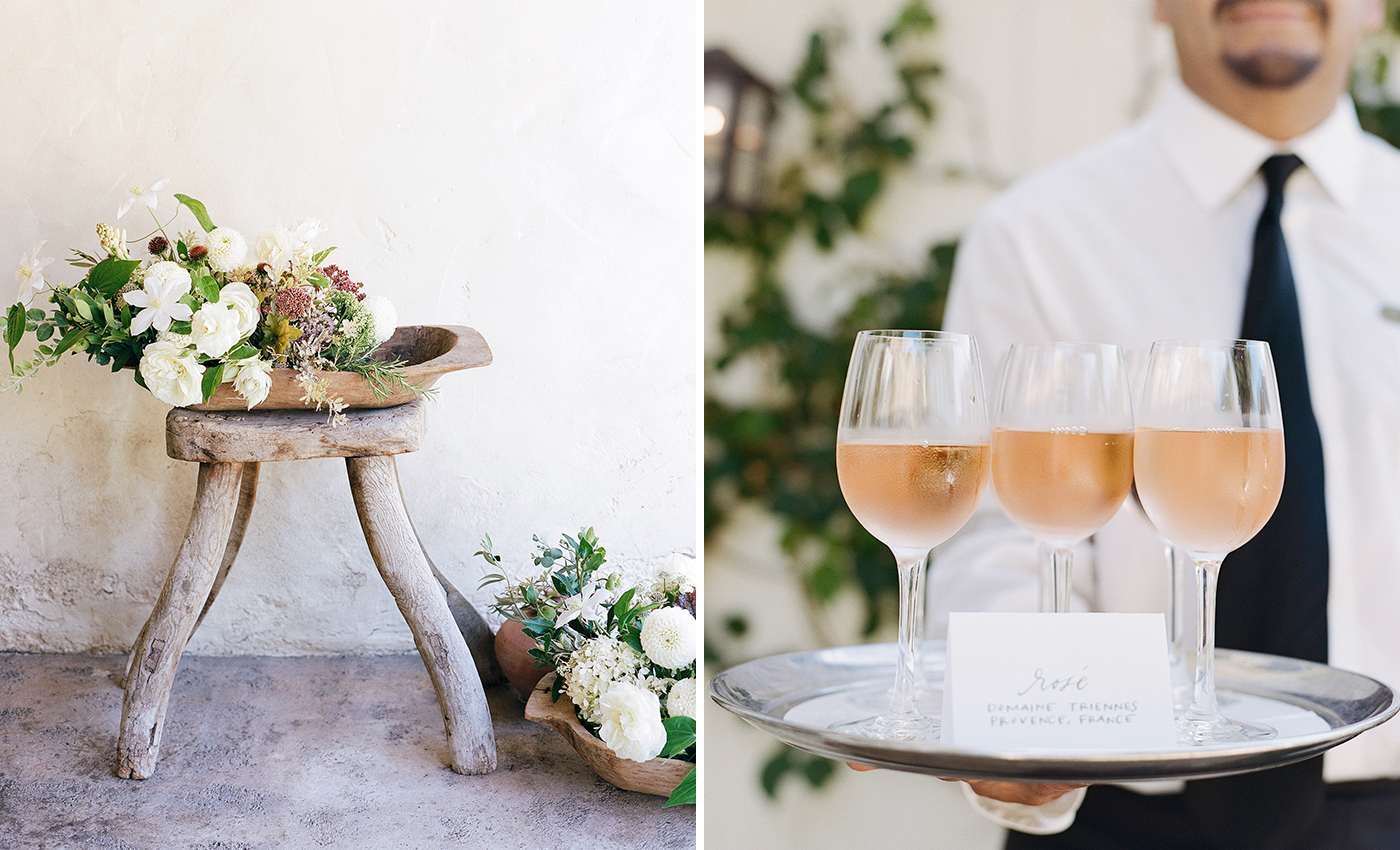 San Ysidro Ranch Santa Barbara Wedding