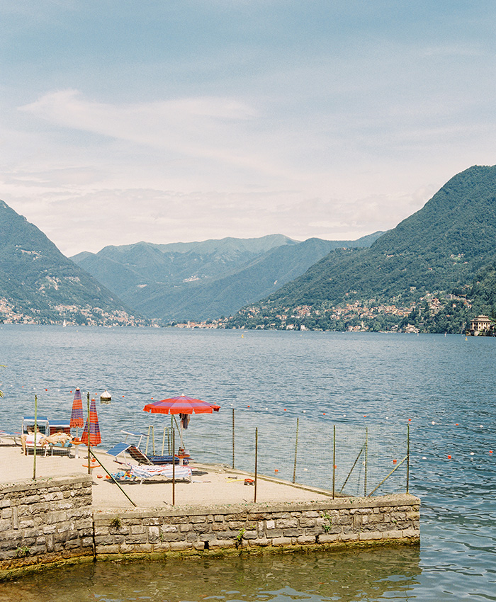 Ready, Set, Jet: Lake Como, Italy