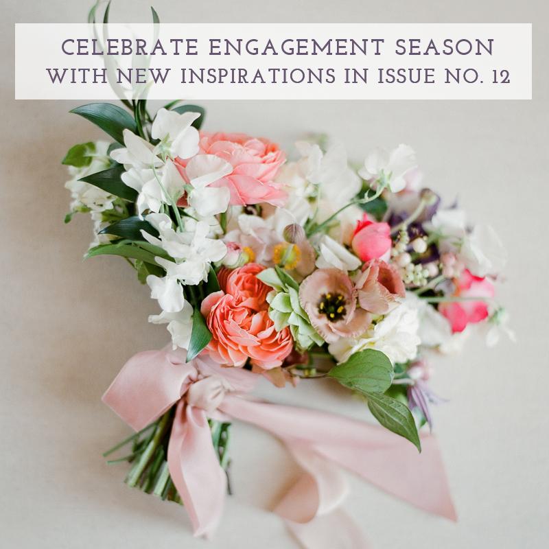 Flutter Magazine Wedding Ideas and Inspirations