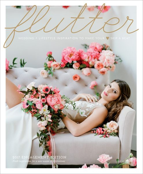 Flutter Magazine Issue No. 12 | Cover by KT Merry