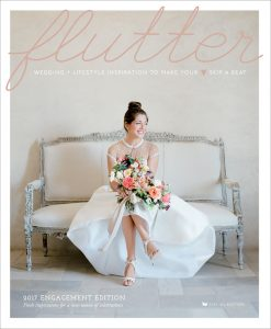 Flutter Magazine Issue No. 12 | Special Edition Cover by Jose Villa