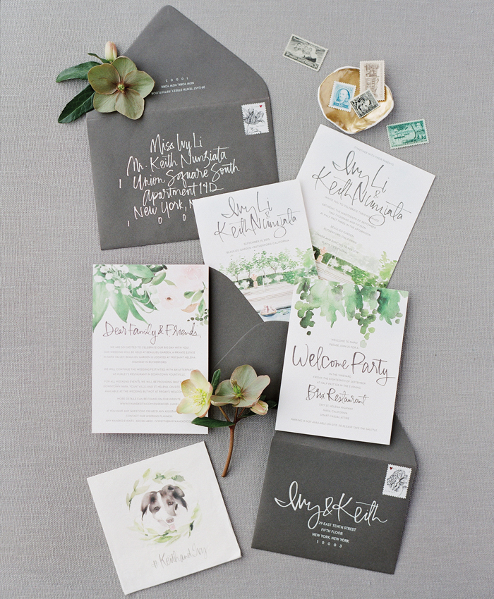 The Best of 2016 Wedding Invitations