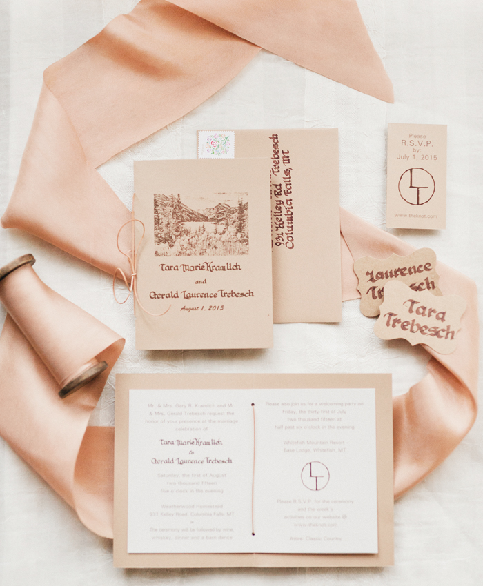 The Best of 2016: Wedding Invitations