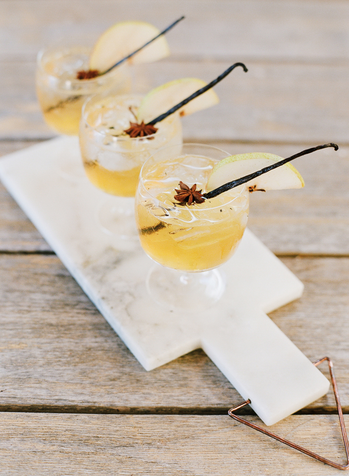 vanilla bean pear margarita for flutter magazine