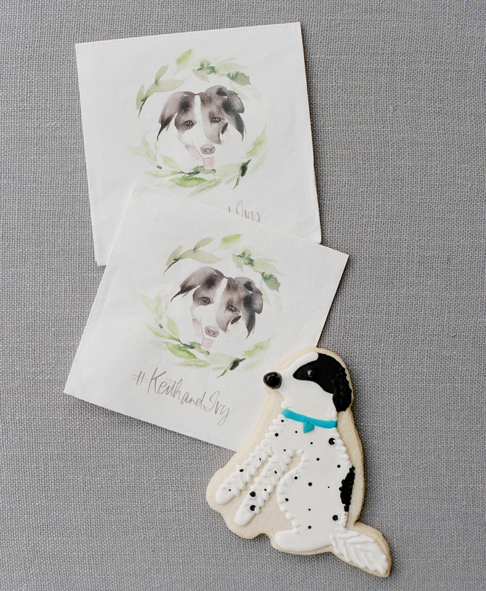 ways to incorporate dogs into weddings
