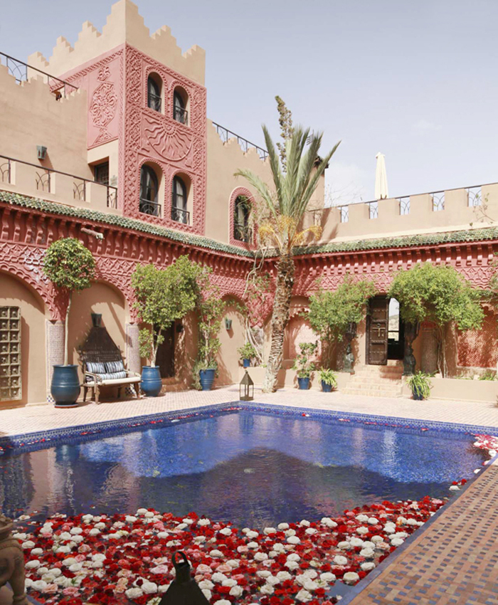 BON VOYAGE: Marrakech with Samantha & Todd
