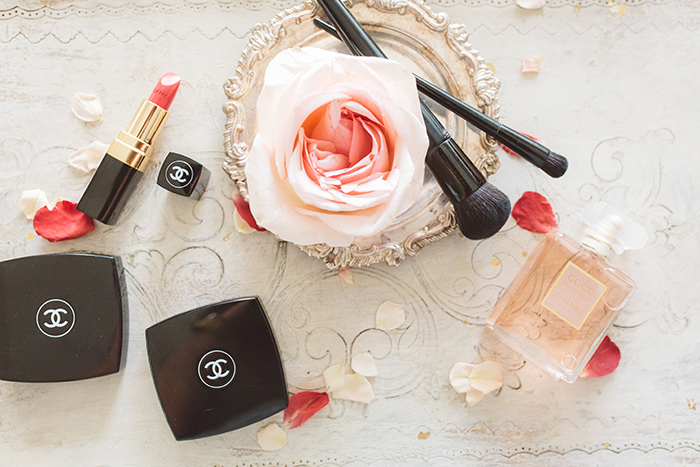 valentines day love letters chanel beauty
