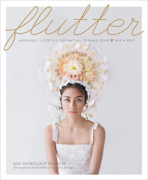 Flutter Magazine Issue No. 13  | Cover by Elizabeth Messina