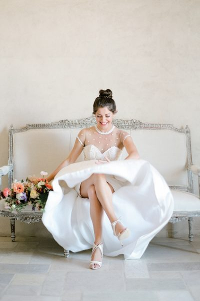 A Very Flutter Wedding: The Dress Part Two
