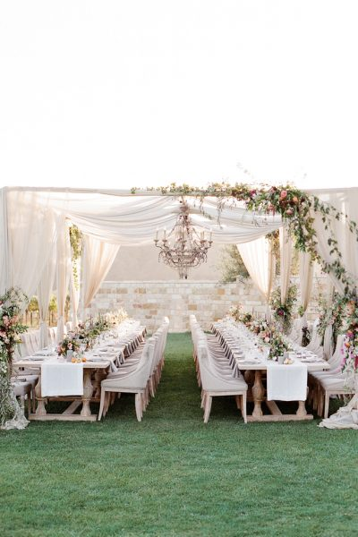 A Very Flutter Wedding: The Flowers