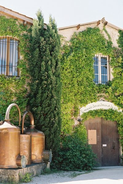 Perfume Making in Provence