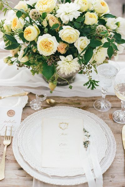 A French-Inspired Elopement