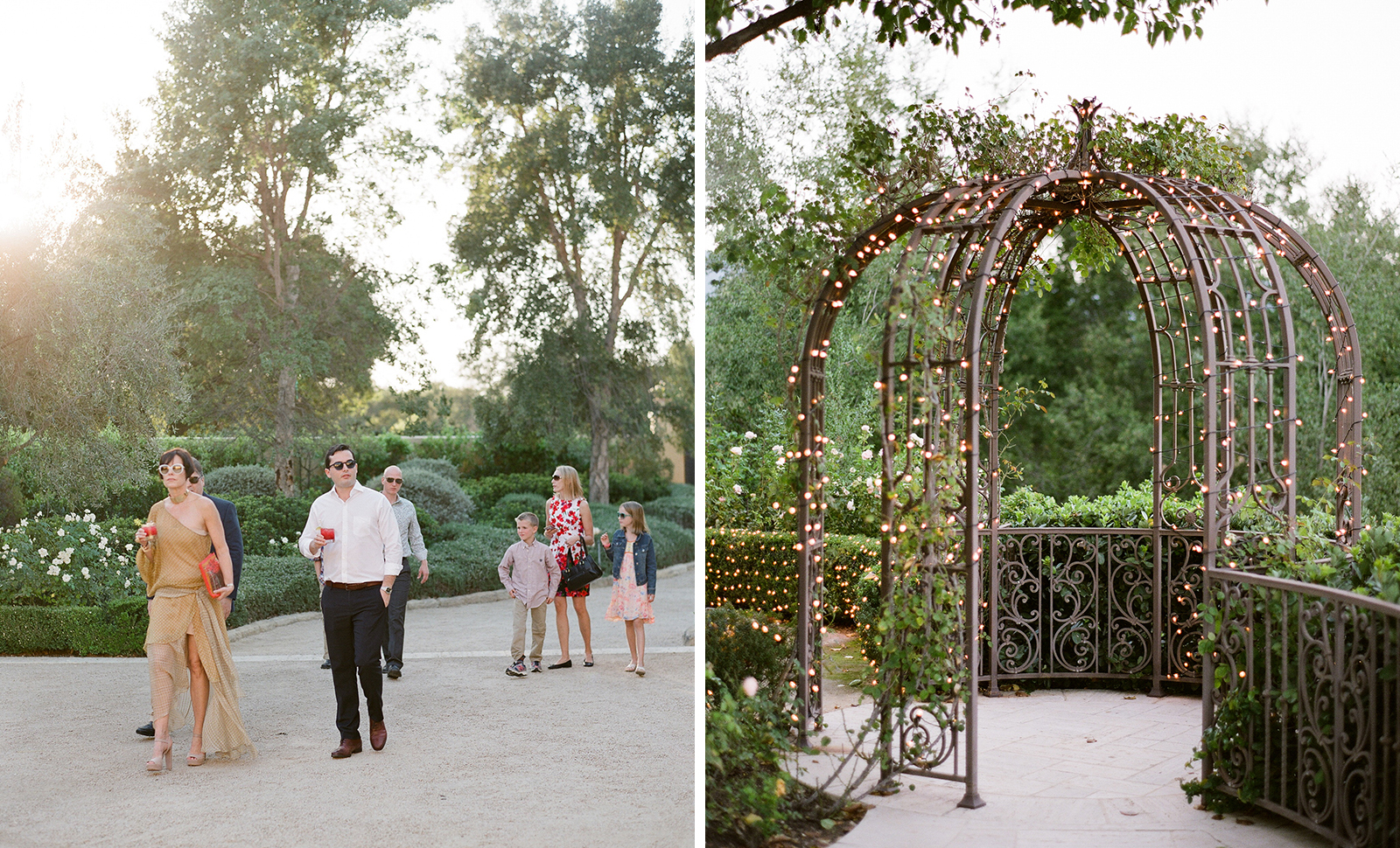 Flutter Magazine - Ojai Valley Inn Casa Elar Fiesta Rehearsal Dinner fashion