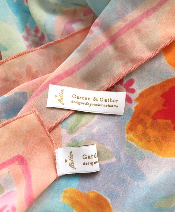 garden gather scarf
