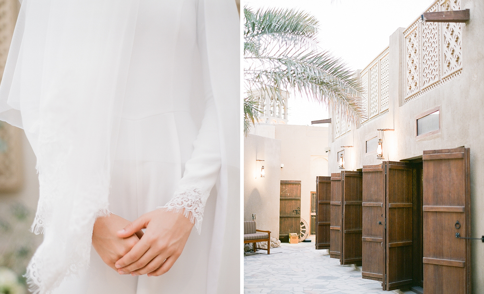 Dubai Wedding at Qasr Al Sultan