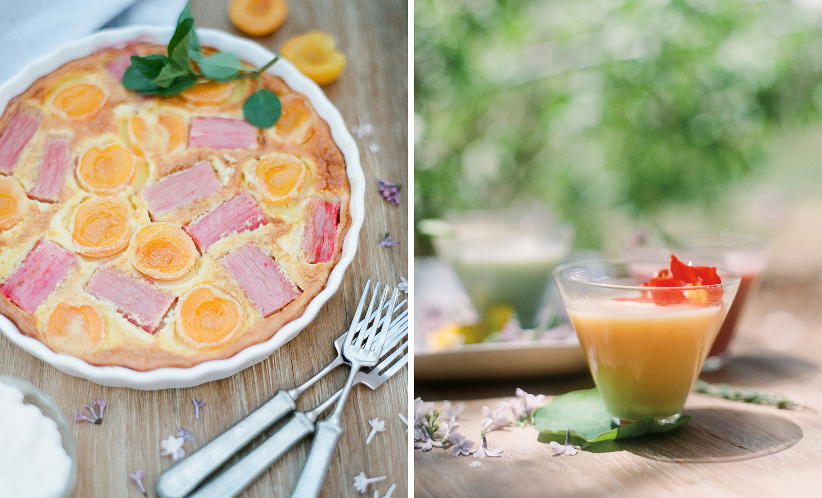 Flutter Magazine spring brunch recipes